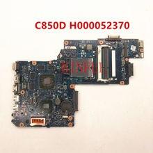 Frete grátis para C850D L850D Laptop motherboard H000052370 HM76 HD7670M DDR3 100% completo Testado