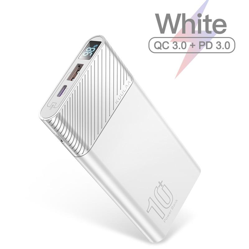 QC PD White