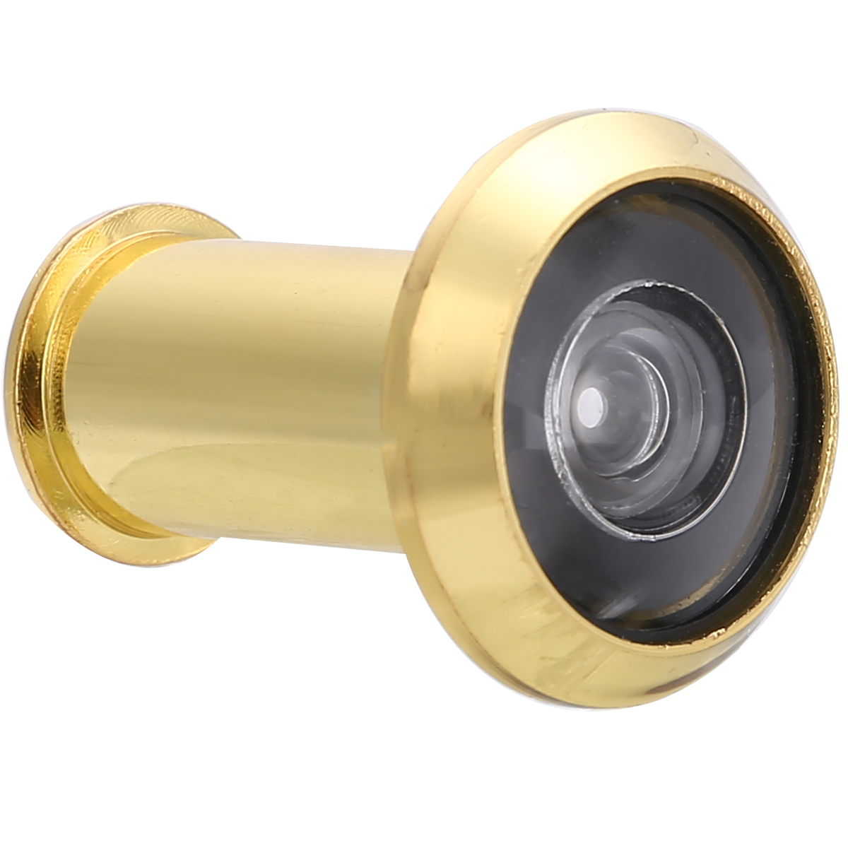 Adjustable 180 Degree Wide Angle Door Viewer Brass Scope Peephole/'Home Security