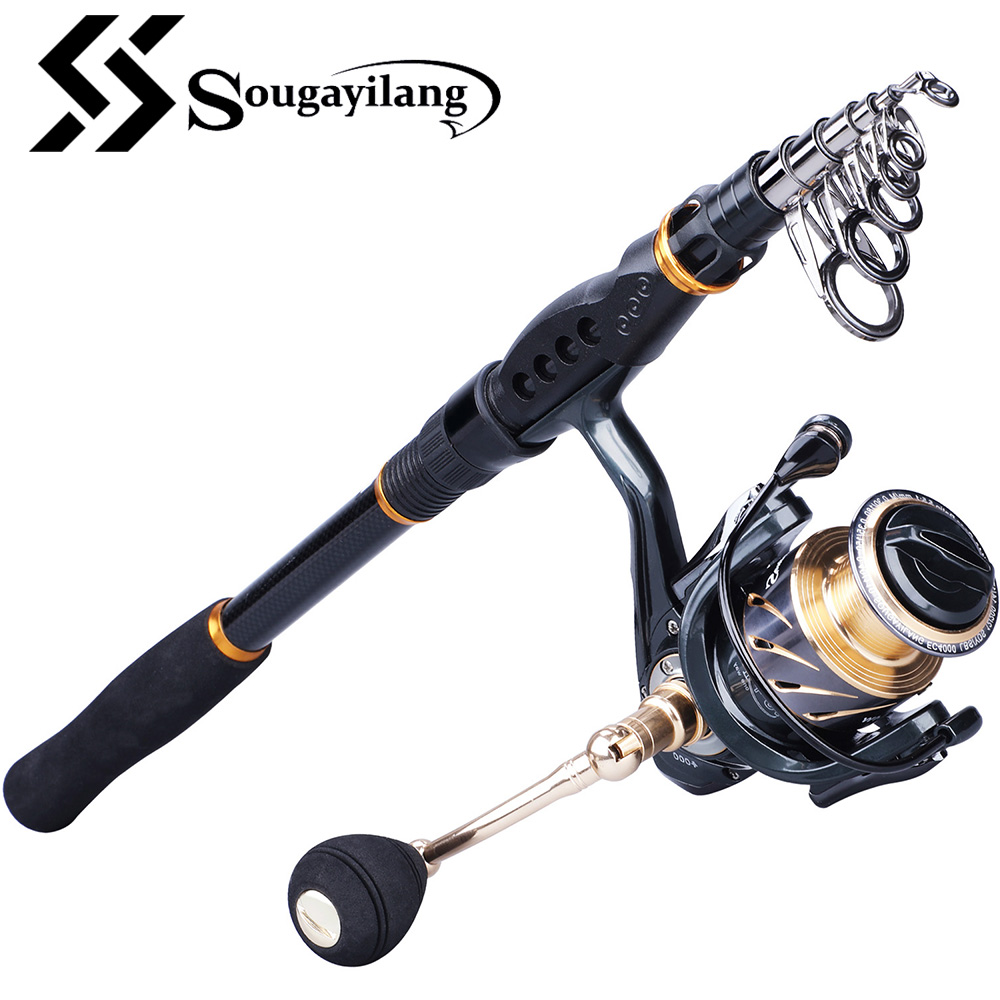 sougayilang-18-36m-font-b-fishing-b-font-rod-13-1bb-reel-combos-telescopic-portable-spinning-poles-and-spinning-reel-with-spare-coil-set