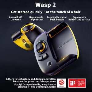 Оригинальный Flydigi Wasp 2 bluetooth геймпад контроллер для iPAD планшет для PUBG мобильный игровой контроллер одной руки геймпад джойстик