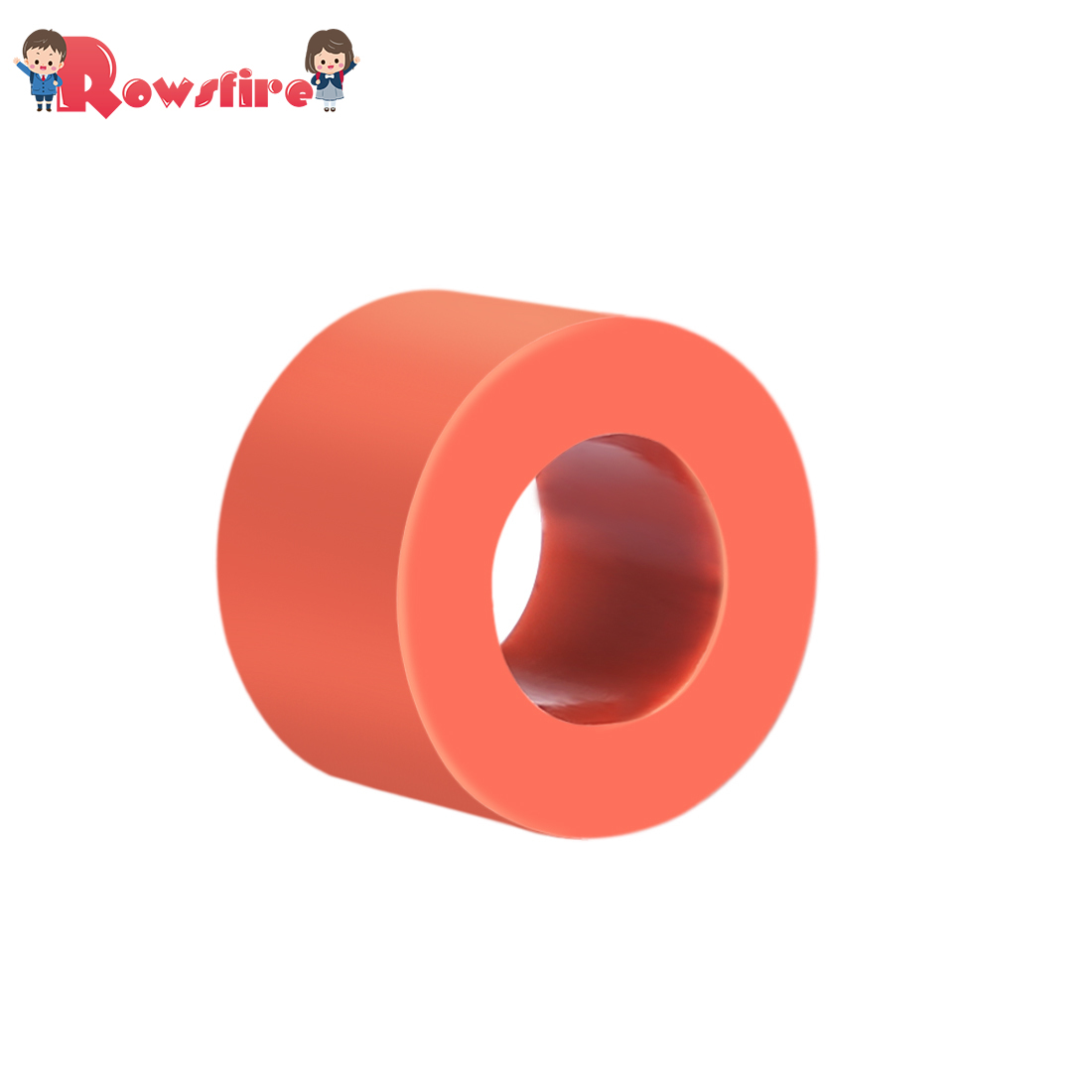 Wholesale Price 9.5mm Outer Barrel Accurate Barrel Shock Absorption Stabilized Loop Stable Ring For Water Gel Beads Blaster