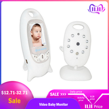 2Inch Video Baby Monitor VB601 Wireless IP Camera Infrared Night Vision 2 Way Talk Support Temperature Monitoring Multi-language