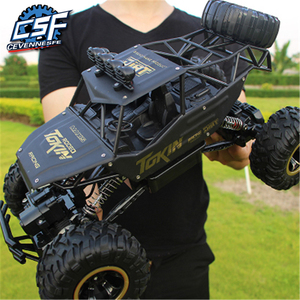 2020 New Remote Control RC Car Monster Truck - 4WD Drift Vehicle Off-Road Toy - Kids & Adults - 1:12/1:16, 50M Range