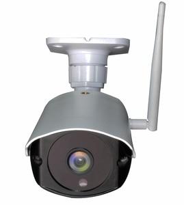 Image 4 - YUCHENG אלחוטי WiFi חיצוני 1920*1080P 2.0MP IP מצלמה SD כרטיס חריץ ONVIF CAMHI 2 דרך אודיו הקלטה SD כרטיס חריץ
