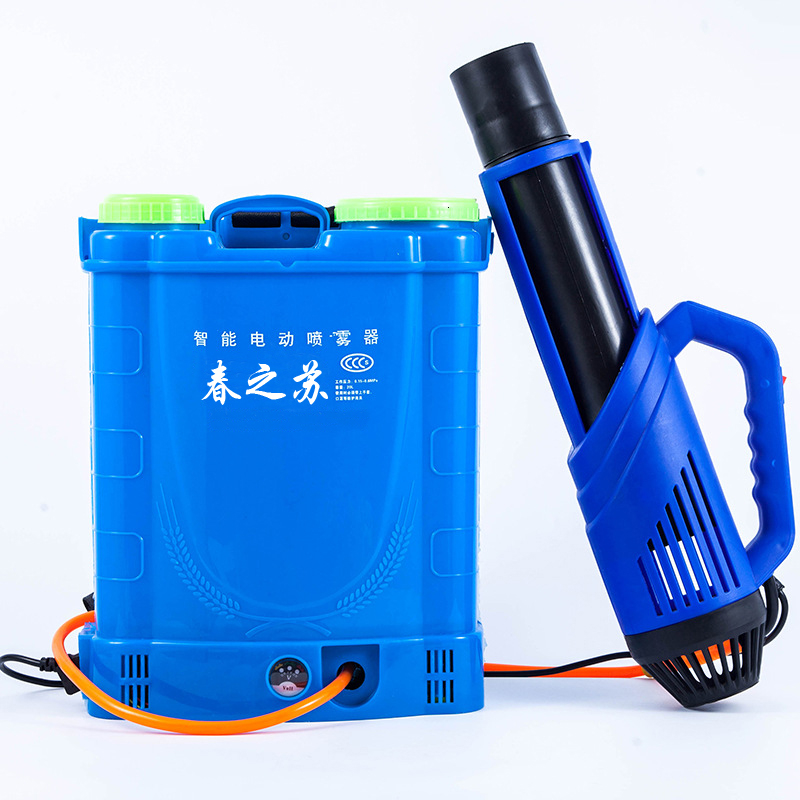 Air Air Blower Sprayer Medication Machine Smoke Machine Mist Sprayer Agriculture Electric Sprayer Air Supply Canister Nozzle