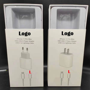 Fast-Charger Cable-Pd-Cable iPhone XR with Original Oem Quality for 11 Pro XS Max Package
