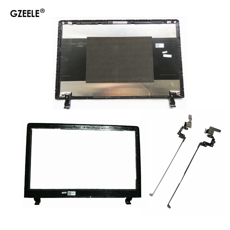 GZEELE For Lenovo For Ideapad 100-15 100-15IBY B50-10 Laptop LCD Back Cover Top Case Rear Lid AP1HG000100 Hinge Hinges