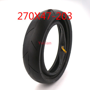 10 inch tyre and tube 270X47-203 pneunatic wheel tire for Baby trolley,child tricycle,bicycle,electric folding car,Mini Bike