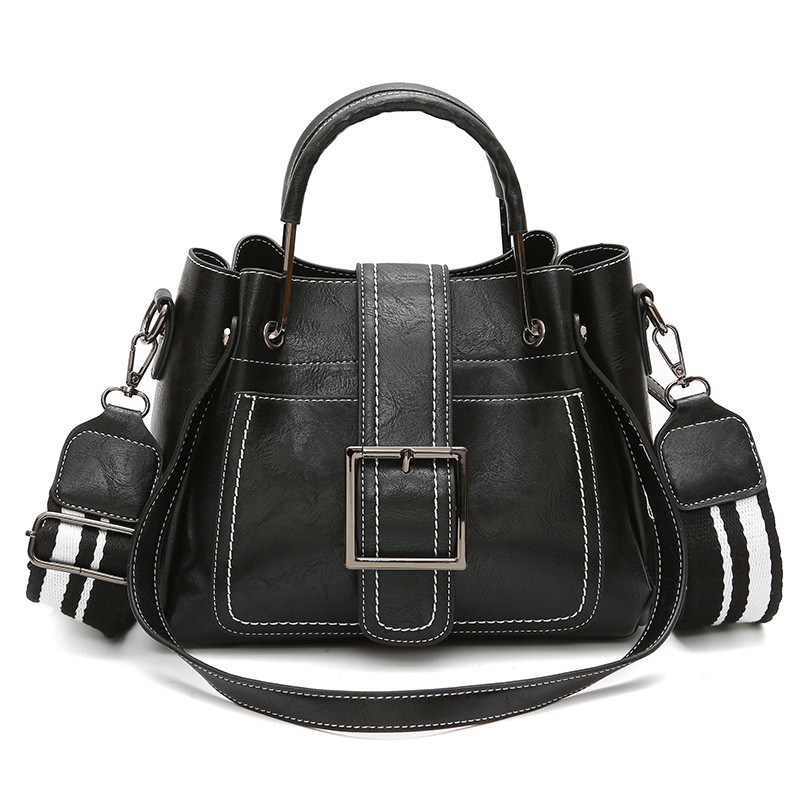 Duzeala Crossbody Bags For Women 2019 Shoulder Bag Female Leather Flap Cheap Women Messenger Bags Small Bolsa Feminina