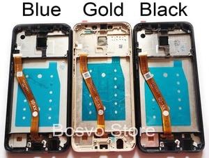 Image 5 - Voor Huawei Mate 20 Lite Lcd scherm Met Touch Met Frame Vergadering Vervanging Reparatie Onderdelen