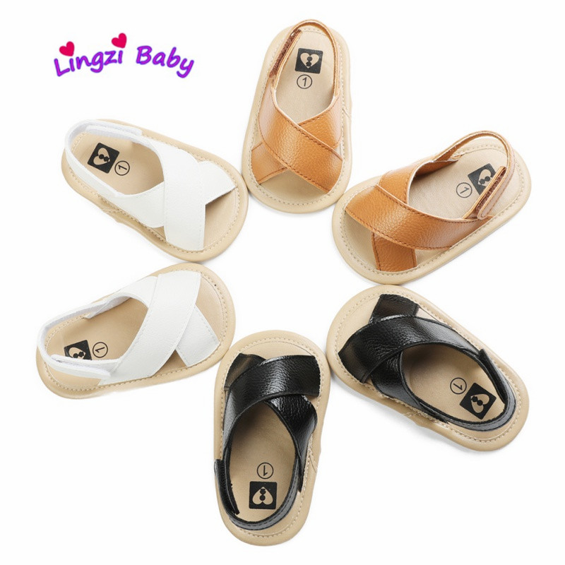 Baby Sandals Clogs Fashion Infant Baby Girl Soft Sole Sandals Toddler Summer Shoes Bow-Knot Sandal