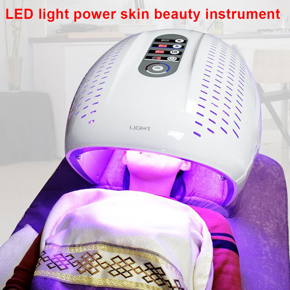 Ideatherapy LED PDT Facial Photon 7 Color Acne Wrinkle Led Therapy Lamp Facial Care Beauty Machine Skin Rejuvenation