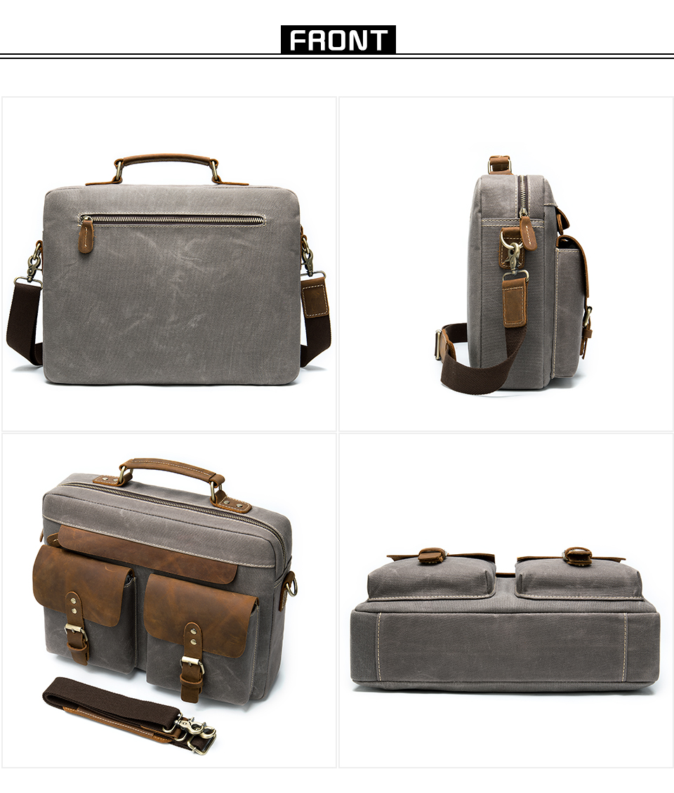 H78231ffde15743a8b42f2fafd75b6f515 WESTAL Men Briefcases Men's Bag Genuine Leather Business Office Bags for Men Laptop Bag Leather Briefcases Male Lawyer Bags