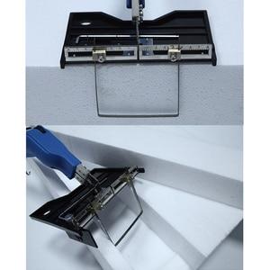 Image 5 - Ze stali nierdzewnej rowek elektryczny, gorący nóż urządzenie do obcinania pianki przenośny przewód ciepła do cięcia rowków akcesoria narzędziowe regulowany nowy