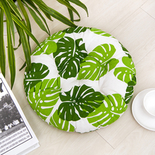 Multi-style Round Winter Office Bar Chair Cushion Pad Cotton