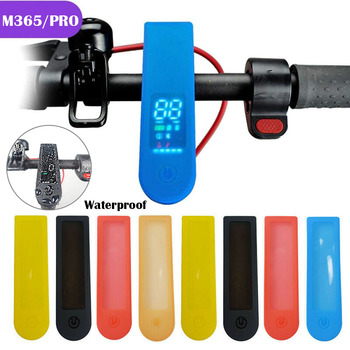 Silicone Waterproof Panel Central Control Protection Silicone Sleeve Electric Scooter Pro Pcb For Xiaomi Mijia M365 Pro Meter image