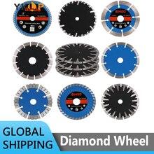 Circular-Saw-Blade Cutting-Disc-Disc Concrete Diamond Granite Sharpener for Marble 180/230mm