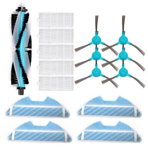 acessorios para cocotec conga 1390 cocotec conga 1290 robo aspirador de