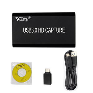 Image 5 - 1080P 60fps Full HD Video Recorder HDMI to USB  3.0  TYPE C Video Capture Card Device For Winodws Mac Linux Live Streaming