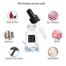 Liquid Diluent for Makeup Dilution Eyeliner Powder Blush Eyeshadow Nail Polish Multi-function Essential Oil Cosmetics Accessory