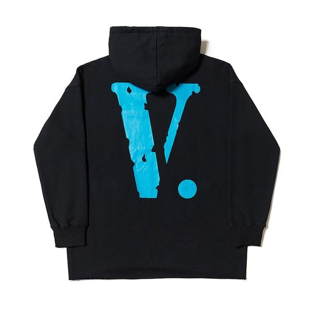 VLONE V Streetwear Hoodie 1