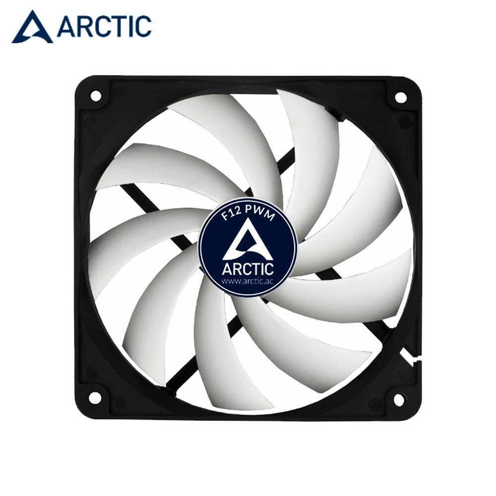 北極 F9 F12 F14PWM と pst 9 センチメートル 12 センチメートル 14 センチメートル 4pin 200-2000 rpm コンピュータ冷却ファン静音 cpu 電源クーラーシャーシ北極ケースファン