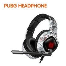 3.5mm k15 gaming headset fones de ouvido com fio gamer fones de ouvido estéreo som com microfone ledlight para nintendo switch pubg lol