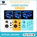POWKIDDY A19 パンドラの箱 Android supretro ゲームコンソール IPS スクリーン内蔵 3000 + ゲーム 30 3D 新しいゲーム WiFi ダウンロード