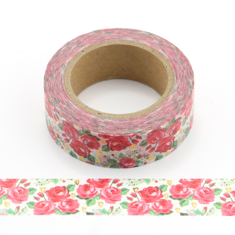GOLD FLORAL TAPE FLOWER TAPES