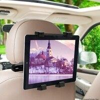 Uniwersalny fotelik samochodowy do montażu na uchwyt do tabletu samochód zagłówek uchwyt samochodowy 360 stopni obrót łatwy montaż obsługuje do tablet uniwersalny w Stojaki do tabletów od Komputer i biuro na