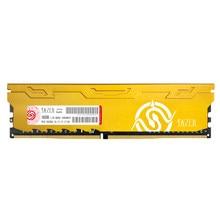 JUHOR PC bellek DDR4 16GB 2400MHz 1.35V 288 Pin PC bilgisayar masaüstü bellek modülü Ram ısı emici bellek sopa