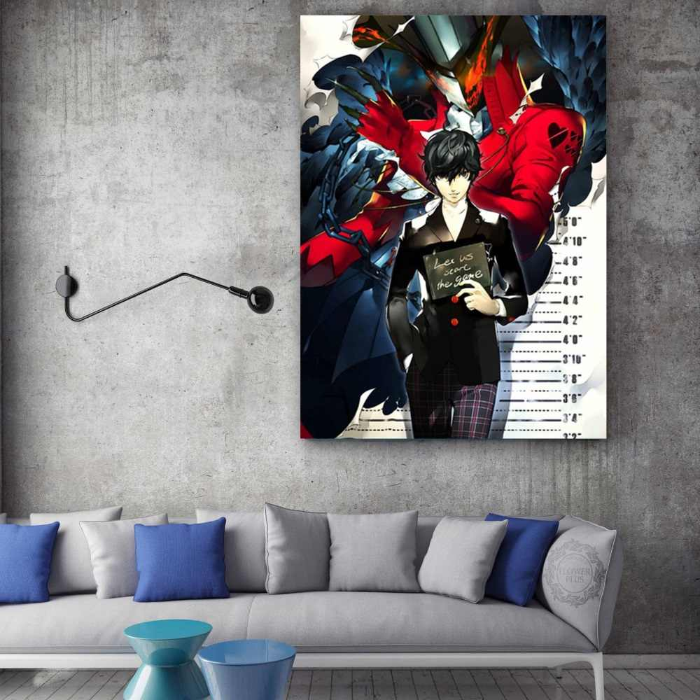 Persona 5 Wall Stickers Decal Japan