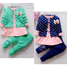baby boy clothes 2020 autumn baby girl clothing sets newborn cotton printed long sleeved t shirt pants cap kids 3pcs suit JXYSY 2020 Spring Autumn Newborn Baby Girl Clothing Set Kids Tracksuit Printed T-shirt+Casual Pants 2PCS Children Clothes Suit