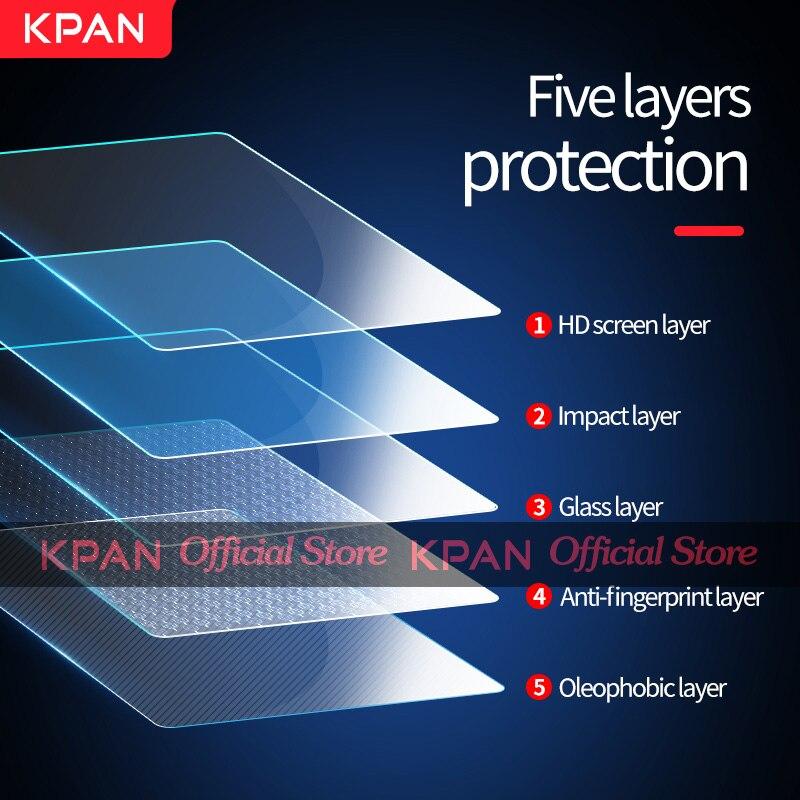KPAN Chip de HD para Macbook Pro 13 2020 M1 A2337 2338 Protetor De Tela Pro Ar 12 13 15 16 2179 2289 1706 2251 Filme De Vidro Flexível-3