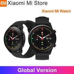 Global Version Xiaomi Mi Watch Blood Oxygen GPS Bluetooth 5.0 Fitness Tracker Heart Rate Monitor 5ATM Waterproof
