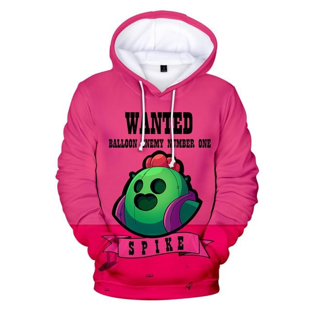 3 To 14 Years Kids Hoodies Shooting Game 3D Printed Hoodie Sweatshirt boys girls Harajuku Cartoon Jacket Tops Teen Clothes 6