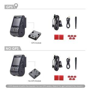Image 5 - VIOFO كاميرا لوحة القيادة A129 ، نطاق الكاميرا الأمامية ، 5 جيجاهرتز ، wifi ، Full HD ، 1080P ، 30 إطارًا في الثانية ، IMX291 ، مستشعر Starvis مع GPS
