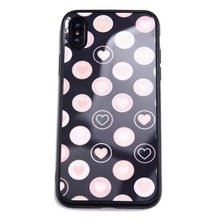 цена на Beautiful Dot Pattern Lightweight Ultra Thin Mobile Phone Case Back Protective Case Suitable for iPhone