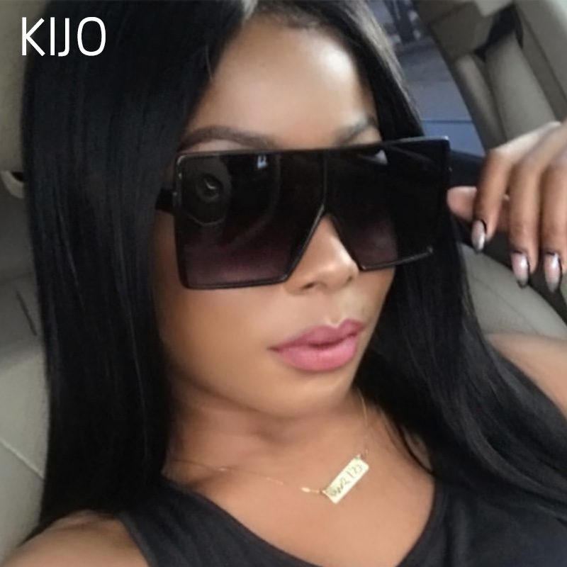 2020 New Sunglasses Vintage Women Sun Glasses Female Eyewear Eyeglasses  Plastic Frame Clear Lens UV400 Shade Fashion Driving