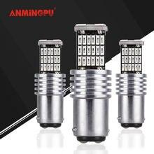 Anmingpu 2x автомобиль светодиодная сигнальная лампа p21/Светодиодная