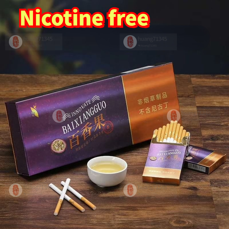 New fashion lifestyle passion fruit flavor nicotine-free alternative to smoking cessation unisex decompression product