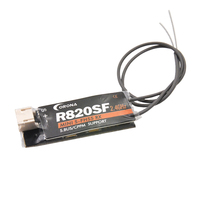 R820SF 2 4 GHz S FHSS/FHSS Kompatibel Mini Micro S. bus Empfänger für RC Drone-in Teile & Zubehör aus Spielzeug und Hobbys bei