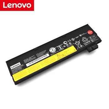 Nueva batería Original para ordenador portátil Lenovo de alta capacidad 6600mAh 61 + + para Lenovo Thinkpad T470 T570 P51S 01AV427 01AV423 SB10K97580