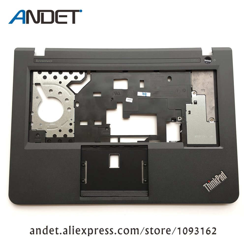 New Original for <font><b>Lenovo</b></font> <font><b>ThinkPad</b></font> <font><b>E450</b></font> E455 E450C Palmrest <font><b>Keyboard</b></font> Bezel Cover Upper Case 00HT609 AP0TR000K00 image