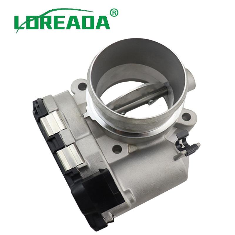 31216665 nuevo 57mm Diesel electrónico del cuerpo del acelerador de la Asamblea para VOLVO S60 S80 V60 V70 OE 0280750520: 8692720 de 0281002701 TB3152