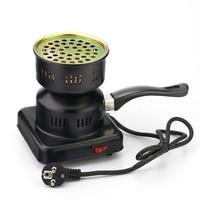 Top Quality Black Color Electric Hot Charcoal Plate Heater Hookah Shisha Charcoal Heater