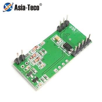 цена на 125Khz EM4100 RFID Card Key ID Reader Module RDM6300 (RDM630) For Arduino access control system kit