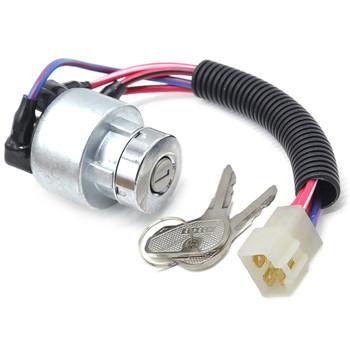 Do naprawy do ciągnika Kubota L2501 L2600 L2800 L3000 L3200 L4300 L4400 MX4700 MX5000 MX5100 blokada zapłonu i klucze TC020-31822 tanie i dobre opinie CN (pochodzenie) 0inch OEM Standard PRZEŁĄCZNIK ZAPŁONU Ignition Switch Lock Keys 0 28kg Brand New TC020 31822 TC02031822