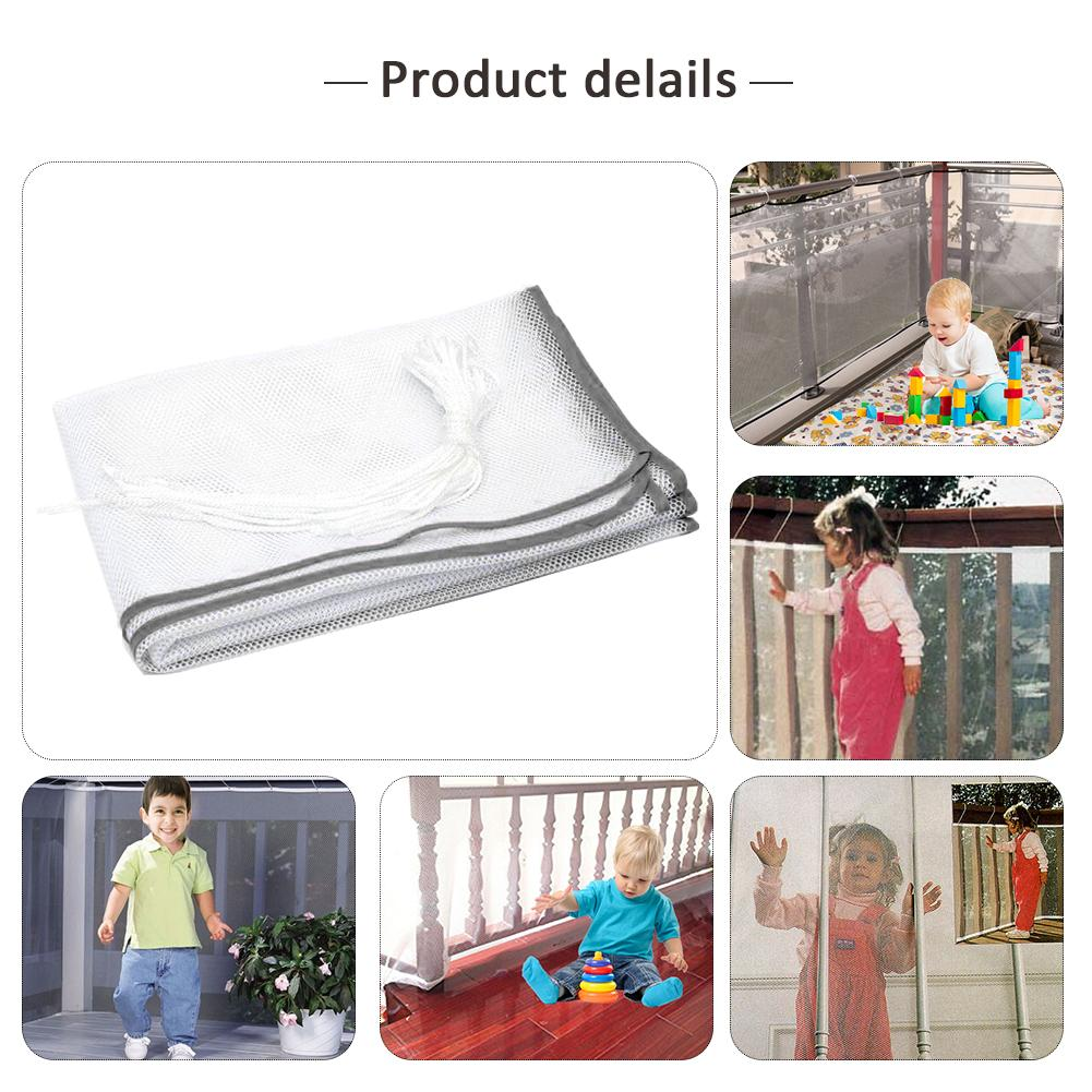 3M Children Safe Thickening Fence Protect Nets Kids Climbing Balcony Stairway Child Safety Netting Baby Protection Mesh Net